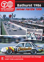 Magic Moments Of Motorsport - 1986 James Hardie 1000