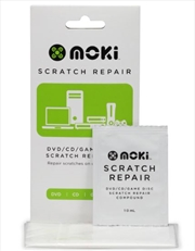 Scratch Repair - DVD/CD/Game Disc Scratch Repair Kit