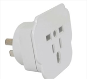 Moki Inbound Travel Adaptor - World