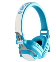 Moki EXO Kids Bluetooth Headphones - Blue