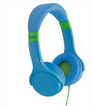 Lil' Kids Blue Headphones | Accessories