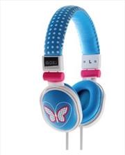 Popper Butterfly Blue | Accessories