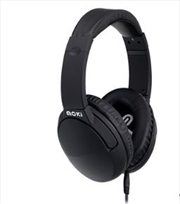 Noise Cancellation Black Headphones