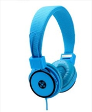 Hyper Blue Headphones