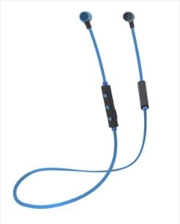 Freestyle Bluetooth Earphones - Blue