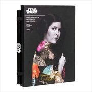 Star Wars Princess Leia Notebook | Merchandise