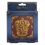 Harry Potter - Hogwarts Crest Coasters V2 | Merchandise