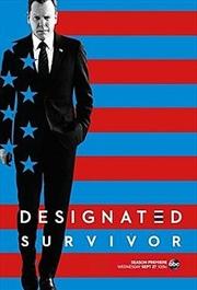 Designated Survivor - Season 2 | DVD