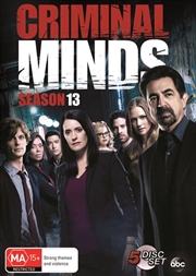 Criminal Minds - Season 13 | DVD