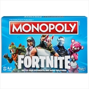 Monopoly - Fortnite | Merchandise