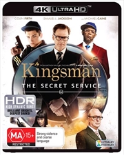 Kingsman - The Secret Service | UHD