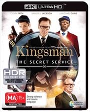 Kingsman - The Secret Service | UHD