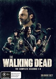 Walking Dead - Season 1-8 | Boxset, The