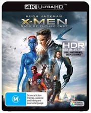 X-Men - Days Of Future Past | UHD