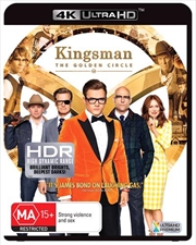 Kingsman - The Golden Circle | UHD
