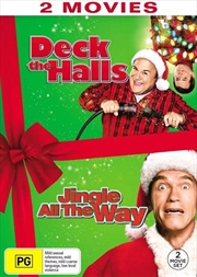 Deck The Halls / Jingle All The Way | DVD