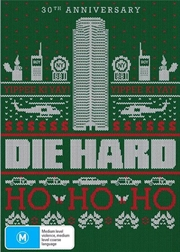 Die Hard - 30 Year Anniversary Edition Christmas Edition | DVD