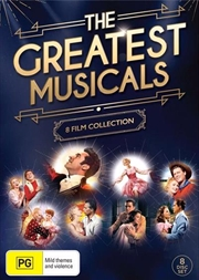 Greatest Musical | 8 Pack, The