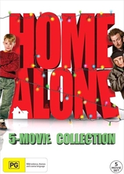 Home Alone 5 Pack | DVD