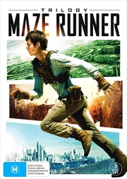 Maze Runner Triple Pack | DVD
