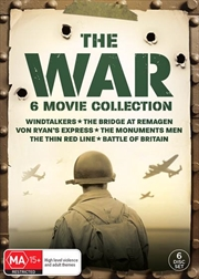 War Movies DVD & Blu Ray | Sanity Online