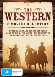 Western | Slimpack - 6 Movie Collection, The