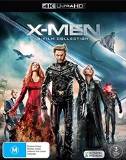 X-Men - Trilogy | UHD