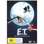 E.T. - The Extra Terrestrial | DVD