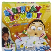Birthday Blowout   Merchandise