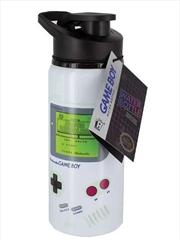 Gameboy Water Bottle | Merchandise
