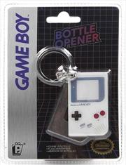 Gameboy Bottle Opener Keyring | Merchandise