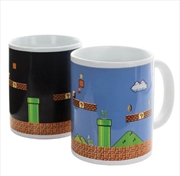 Super Mario Heat Change Mug | Merchandise