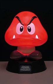 Super Mario - Goomba 3D Light | Accessories