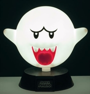 Super Mario - Boo 3D Light