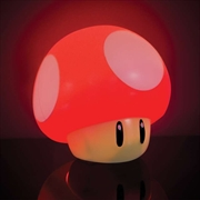 Super Mario - Mushroom Light