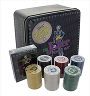 Batman - Joker Poker Set V2 | Merchandise