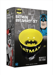Batman Breakfast Set | Homewares