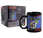 Super Mario World - Heat Change Mug | Merchandise