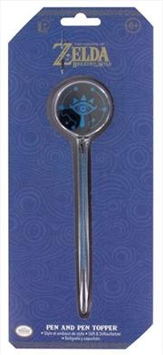 The Legend Of Zelda - Shiekah Eye Pen | Merchandise