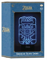 Legend Of Zelda Sheikah Slate Light | Merchandise
