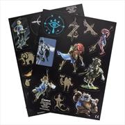 Legend Of Zelda - Zelda Magnets | Merchandise