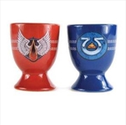 Chapter Egg Cups Set Of 2