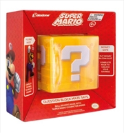 Super Mario Question Block Maze Safe | Homewares