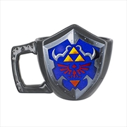 Legend Of Zelda Shield Mug | Merchandise