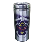 Legend Of Zelda Links Travel Mug