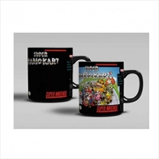 Super Mario Kart Heat Change Mug | Merchandise