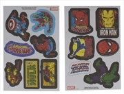 Marvel Iron On Patches | Merchandise