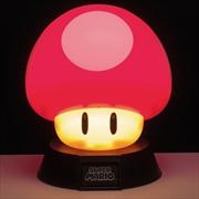 Super Mario - Mushroom 3D Light