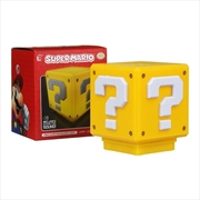 Super Mario Mini Question Block Light | Accessories