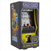 Pac Man Arcade Alarm Clock | Accessories